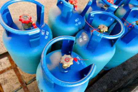 How to Read a Propane Tank Gauge and What to Do If It's Almost Empty